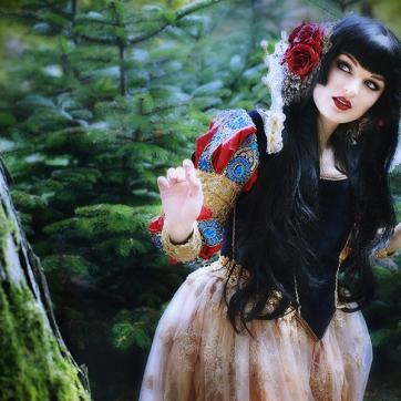 Jumeria Nox Snow White Costume