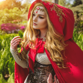 Little Red Riding Hood by Jumeria Nox