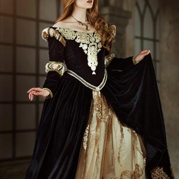 Jumeria Nox Anastasia Costume Gown