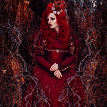 Red Queen by Jumeria Nox